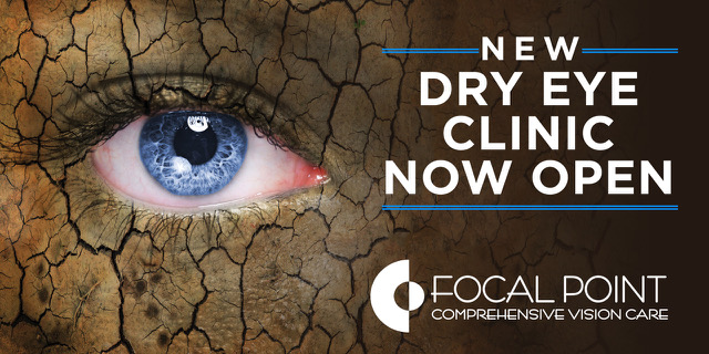 Dry eye clinic now open