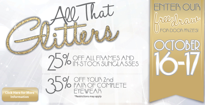 All That Glitters Event