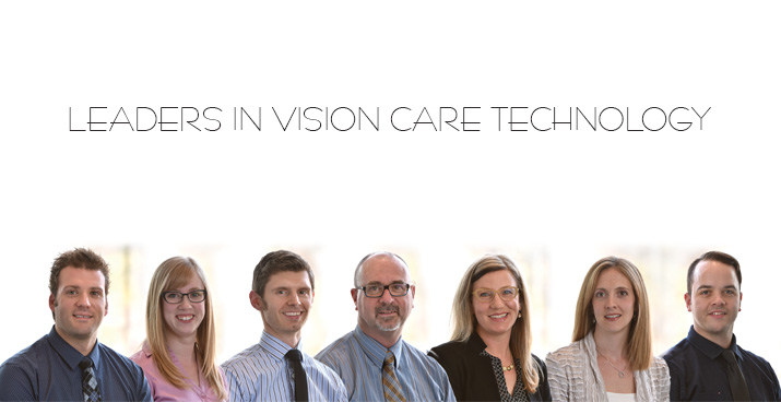 Leaders in Vision Care Technology