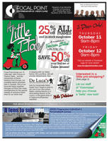 Focal Point Newsletter Fall 2012